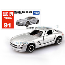 Takara Tomy Tomica #91 Mercedes-Benz SLS AMG Diecast Car Vehicle Toy 1:65 scales