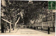 CPA Lézignan-Avenue de la Gare (261045)