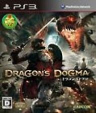 Dragon's Dogma GAME (Sony Playstation 3) PS PS3 JAPAN VERSION **FREE SHIPPING!!