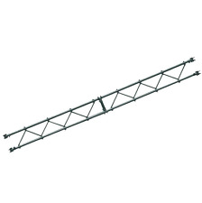 Stellar Labs 555-13806 10' Effects Lighting Truss - Two 5' Sections
