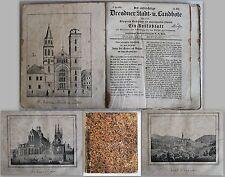 Der aufrichtige Dresdner Stadt- u. Landbote für das Königreich Sachsen 1836 -xz