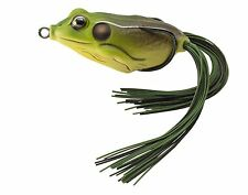 "NEW Koppers Hollow Body Frog Floating 2-1/4"" Green/Brown FGH55T508"