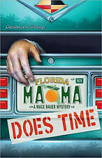 Mama Does Time: A Mace Bauer Mystery-ExLibrary