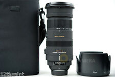 Sigma 50-500mm F/4.5-6.3 APO EX DG HSM OS Lens For Nikon