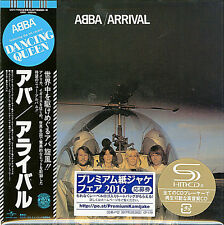 ABBA-ARRIVAL-JAPAN MINI LP SHM-CD BONUS TRACK Ltd/Ed G00