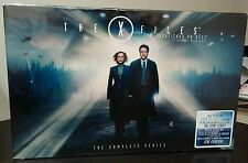 The X-Files:Seasons 1-10 Collection(Blu-ray Disc,2016,57-Disc Set)Event Included