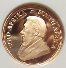 2008 South Africa Krugerand 1/10th oz GOLD COIN  NGC Proof 70 ULTRA CAMEO