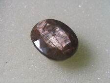 RARE UNIQUE 20CT   OVAL SHAPE  NATURAL GOLDEN SAPPHIRE  STONE FROM INDIA
