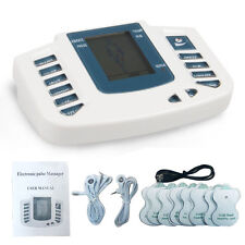 Full Body Massager Digital Therapy Machine  Acupuncture Relief  Muscle Pain