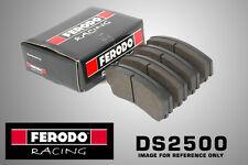 Ferodo DS2500 RACING FIAT ULYSSE 2.1 TD Arrière Plaquettes de frein (94-N / une course rallye mangé)