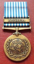 UN Korea War Medal order badge