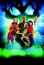 Scooby Spooky Games  DVD 79p Start