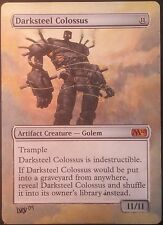 Colosse de Sombracier Altéré - Altered Darksteel Colossus - Van Wie - Magic mtg
