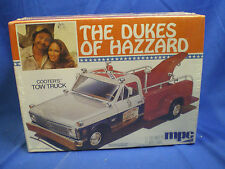 Vintage MPC Dukes of Hazzard - COOTERS TOW TRUCK - 1/25 Model Kit - 1981 -sealed