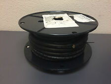 Carol 02762 14 AWG/3 Cond, SOOW Service Cord, Black Cable 50 ft