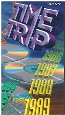 Time Trip - Hits Of The 70's,80's And 90's  5 CDs Box  1996