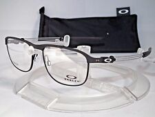 NEW OAKLEY TRUSS ROD R Eyeglasses RX FRAME OX5122-0153 Matte Black 53mm Glasses