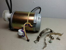 Shinano Kenshi 24V Motor DC-5216-063 2.55A 2000 RPM   from konica 3135 copier