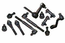 12 PIECE SET SUSPENSION DODGE RAM RWD 2WD 1500 97 98 99 BALL ARM TIE ROD ENDS