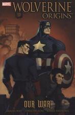 Wolverine: Origins Volume 4 - Our War-ExLibrary