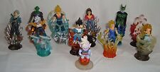 Dragon Ball Z GT Gapashon Capsule Figure Lot 11 Anime Vending Machine Toys