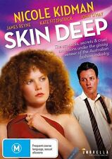 Skin Deep (DVD, 2014) Nicole Kidman ( All Region) New / Sealed #