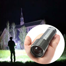 High Power 3000Lumen Zoomable CREE LED Flashlight Torch Zoom Light Adjustable TL