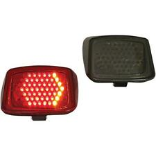 Custom Dynamics Red LED Taillight Tail Light w/ Turn Signals for Harley V-Rod