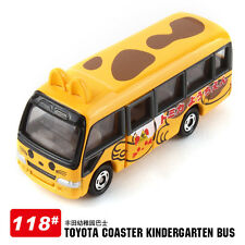NEW JAPAN TOMICA 118 TOYOTA CAOSTER KINDREGARDEN BUS DIECAST MODEL 742265
