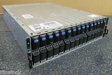 EMC Dell X2E Storage Array W4572 005048494 + 15x 146GB 2x Controllers