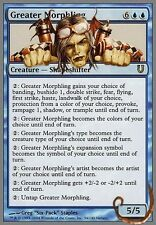 Greater Morphling MTG MAGIC Unh Unhinged English