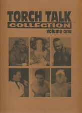 Pro Wrestling Torch Talk Volume's 1 & 2  **BONUS**