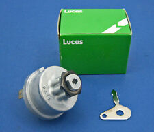 Land Rover Series 1 2 2a OEM Lucas 530071 277615 Diesel Ignition Switch & Keys
