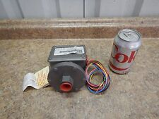 NEW SOR 12NN-AA614-M4-C2A-TTYY Static-O-Ring Pressure Switch 10-45 IN WC NEW