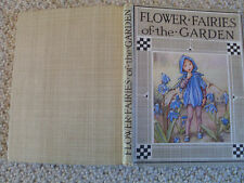 FLOWER FAIRIES OF THE GARDEN By CICELY MARY BARKER.1st Ed.1944