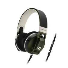 Sennheiser URBANITE XL i Olive Over-Ear Headphone Headset For Apple Products