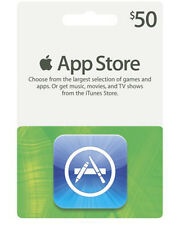 $50 iTunes Gift Card/Voucher/Certificate US Store for Apple App Store Fast Ship