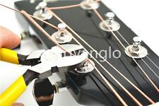 Guitar String Nipper Cutter Guitar Luthier Tool For Guitar Bass Violin Ukulele