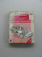 USED HAYNES AUTOMOTIVE MANUAL FOR CHRYSLER MID-SIZE MODEL 82-93 (#25030)