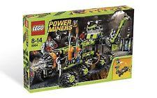 Lego 8964 Power Miners Titanium Command Rig * Sealed Box *706 Pcs Mining Machine