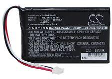 Batterie neuve pour lecteur Pharos GPS 200 pdr200 tm523450 1S1P Li-Ion uk stock