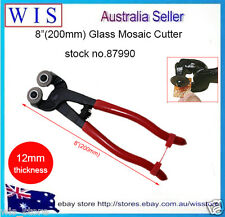 "8""(200mm) Mosaic Glass Cutter Nippers Tile wheeled Cutter Pliers-87990"