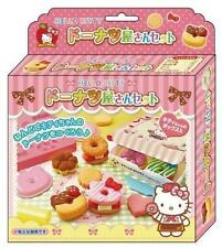 HELLO KITTY Cooking Toy Donut shop Japan