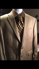 """Hickey By Hickey Freeman Suit  40L 34 100% Worsted Wool Dual Vent Nwt $895 """"WE"""""""