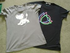 Anime Astro boy and Kimba the White Lion T-shirt Size XS and S Ravex