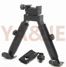Tactical Bipod For Air Rifle Airgun Airsoft Gun Shooter Picatinny & Swivel-Stud
