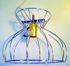 VINTAGE 1970'S LAMP FOR LAMPSHADES IN MACRAME