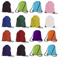 Gym Bag School Bag Dance Bag PE Bag Shoe Bag Travel Bag Totestring for Printing