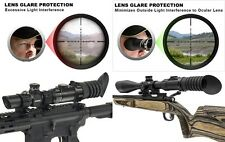 Eye Protector 38mm inner Diameter Rifle Scope Recoil Eye Protector for Hunting