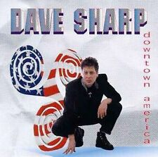 Sharp,Dave: Downtown America  Audio Cassette